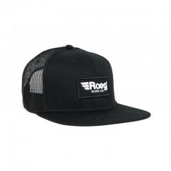 ROEG BLAKE FLAT BLACK CAP