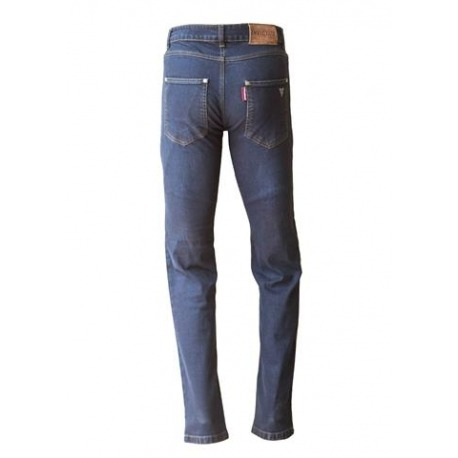 JEANS INVICTUS BLUE WITH PROTECTIONS