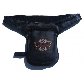 CAFE RACER MOTORCYCLES LEATHER BAG