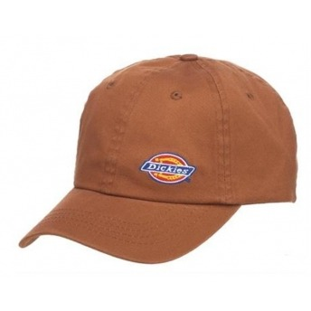DICKIES WILLOW CITY BROWN CAP