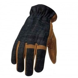 GUANTES TORC HOLLYWOOD DORADO