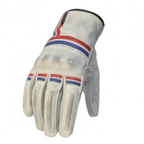 WHITE AMERICAN TORC GLOVES