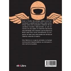 LIBRO HERMANOS DE GASOLINA - UN DOMINGO CUALQUIERA