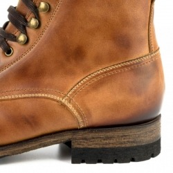 MAYURA OLD RUSTIC LEATHER BOOTS