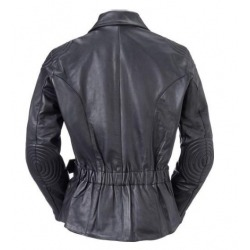 CHAQUETA MUJER HIGHWAY 1 FIFTY-TWO FASHION NEGRO