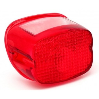TULIPA PARTS APPROVED TAILLIGHT HARLEY DAVIDSON 03-16