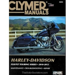 HARLEY DAVIDSON TOURING 10-13 SERVICE MANUAL