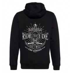 KING KEROSIN RIDE TILL I DIE BLACK SWEATSHIRT