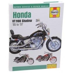 MANUAL REPARACIÓN HAYNES HONDA VT 1100 85-07