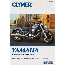 MANUAL DE SERVICIO YAMAHA V STAR 950 09-12