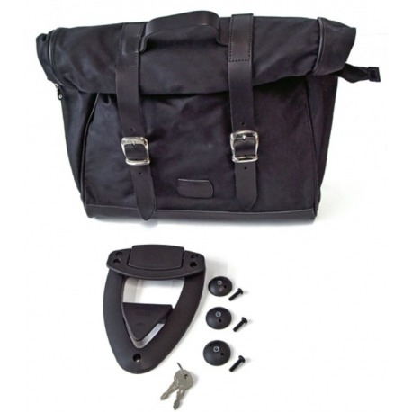 SOLO LONGRIDE CHOPPER BROWN PAD WITH SUPPORT