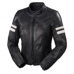 WOMAN JACKET REVIT MERIDIAN BLACK