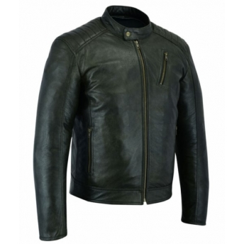 ACE2 LEATHER JACKET