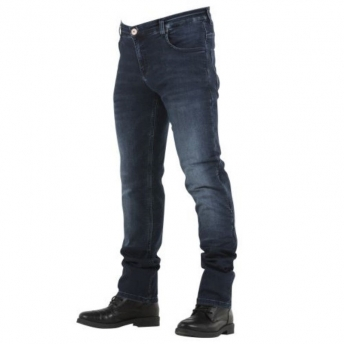 OVERLAP JEANS WITH KEVLAR MONZA