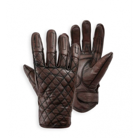 GRAND CANYON COLORADO LEATHER GLOVES BROWN