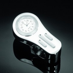 CHROME TECH GLIDE HANDLEBAR WATCH