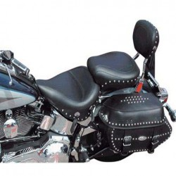 MUSTANG SEAT WIDE SOFTAIL TOURING STUDDED SUPER '00 -'06