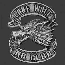 PIN LONE WOLF
