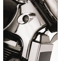 FRAME NECK SIDE COVERS V-STAR 1100 CLASSIC / CUSTOM