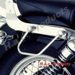 SADDLEBAG SUPPORT KIT FOR PREMIUM VTX1300R & S RETRO / VTX1800R & S