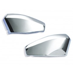 CHROME SIDE COVERS COVER HONDA VTX1300 RETRO