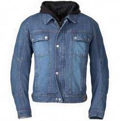 CHAQUETA MUJER KEVLAR VANUCCI JEANS CON CAPUCHA (OUTLET)