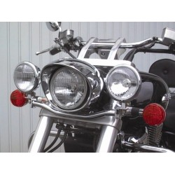 SOPORTE FAROS AUXILIARES HONDA VTX1800