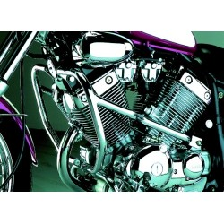 DEFENSA MOTOR YAMAHA XV535 VIRAGO