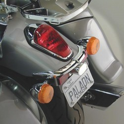 REAR FENDER TRIM HONDA VTX1300C '04 -UP