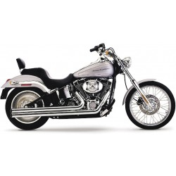 ESCAPE HARLEY DAVIDSON FLSTC 95-99 COBRA SPEEDSTER LONG