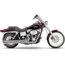 ESCAPE HARLEY DAVIDSON DYNA 06-11 COBRA SPEEDSTER LONG