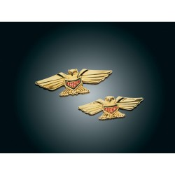 COVER EMBLEM GOLD EAGLE 1800
