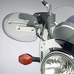 TRANSPARENT HAND DEFLECTORS SUZUKI C800 / VL800