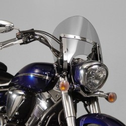 NATIONAL CYCLES TINTED WINDSHIELD DEFLECTOR YAMAHA XVS1300A