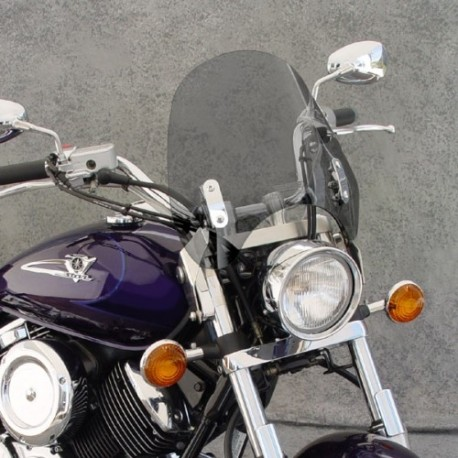TINTED WINDSHIELD DEFLECTOR XV1600A CYCLES NATIONAL ROAD / S WILD