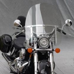 NATIONAL TOURING WINDSHIELD HONDA VT750 CYCLES