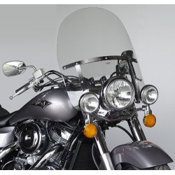 NATIONAL TOURING WINDSHIELD KAWASAKI VN1600 CYCLES