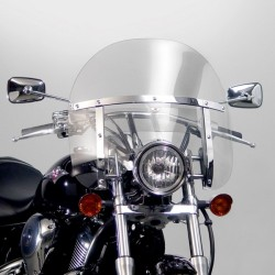 NATIONAL CYCLES CHOPPED WINDSHIELD KAWASAKI VN 900