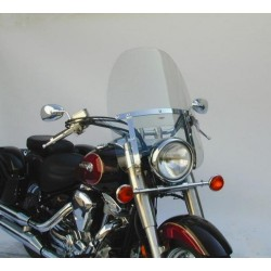 NATIONAL WINDSHIELD YAMAHA XV920 CUSTOM CYCLES