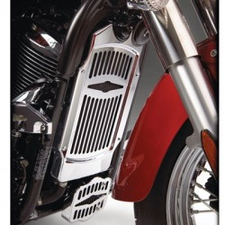 Radiator cover KAWASAKI VN900 CLASSIC / CUSTOM GRILL