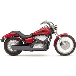 ESCAPE HONDA VT750 SPIRIT C2 COBRA SLASHDOWN BLACK