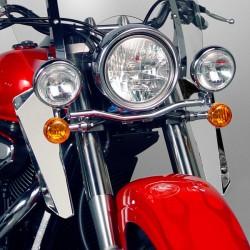 DEFLECTORES BAJOS SUZUKI C800 PARA PARABRISAS NATIONAL CYCLES