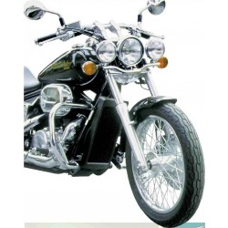 DEFENSA MOTOR 30MM HONDA VT750 BLACK WIDOW
