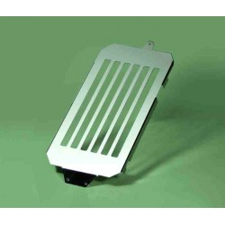 Radiator cover BLACK HONDA VT750 SPIRIT 2010