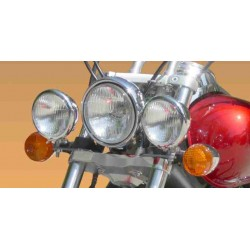SUPPORT AUXILIARY LIGHTS HONDA VT750 S