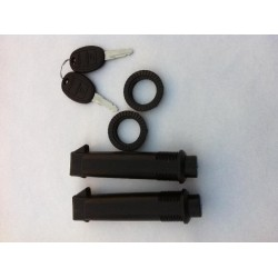 RIGID SADDLEBAG KIT LOCKS ForWind