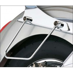 HONDA SADDLEBAG SUPPORTS VTX1300C COBRA 04-06