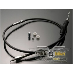 CLUTCH CABLE TWISTED STEEL & BIG TWIN HD Sportster