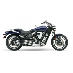 ESCAPE YAMAHA XV1700 WARRIOR SPEEDSTER SWEPT 02-10