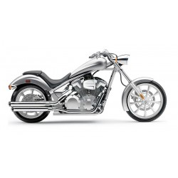 "HONDA VTX1300 COBRA ESCAPE FURY 3 ""INCH SLIP-ON 10-UP"